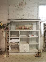 farmhouse chic furniture. Painted Cottage Chic Shabby Cape Cod Farmhouse Cabinet [CC50] - $995.00 : The Furniture