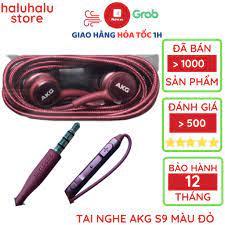 Tai nghe AKG S9 màu đỏ chính hãng cho Samsung S10 Plus S8+, S9+, Note 8 9  10 20 Utral chính hãng 149,000đ