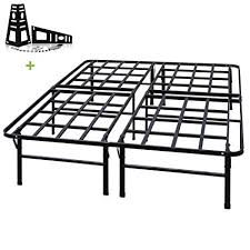 bed frame weight limit. Simple Frame TATAGO 3000lbs Max Weight Capacity 16 Inch Tall Heavy Duty Platform Bed  Frame U0026 2 Set And Limit S