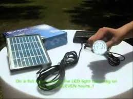 True Hybrid Solar Solutions Manufacturer From RoorkeeSolar Charging Light