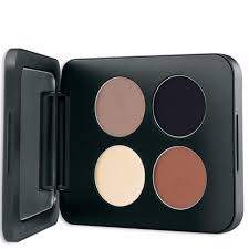 youngblood mineral cosmetics luxury natural makeup s pressed mineral eyeshadow quad