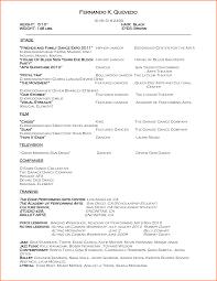13 dancer resume sample event planning template dancer sample resume professional dance resume template dance