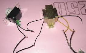 hot wire foam cutter 15 steps pictures step 10 wiring up the transformer and dimmer switch