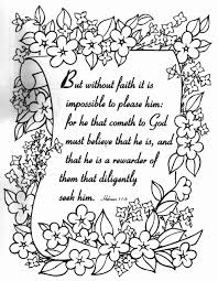Printable Bible Coloring Pages Adult Verses Drawings Get Coloring Page
