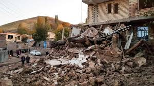 Scientists have measured quakes on the earth's moon, and see evidence for seismic activity on mars, venus and several moons of jupiter, too! Iran Earthquake Five Killed And Hundreds Injured Bbc News