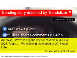 2018 audi usa. unique usa autoblog  weu0027re loving the interior of 2018 audi usa sq5 read   usa with audi usa