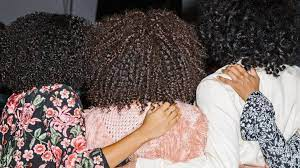 chemical relaxer treatment