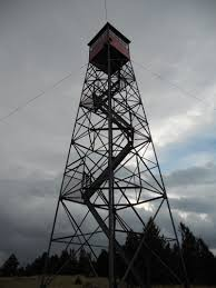 Fire Towers For Sale Life As A Fire Lookout High Country News
