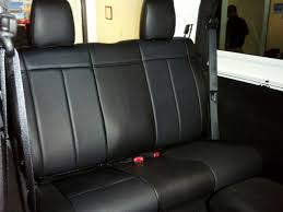 2007 Jeep Wrangler Leather Seat Covers - Velcromag