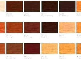 Minwax Oil Based Stain Color Chart Oil Wood Stain Colors Netap Co