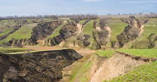 soil erosion and degradation simple