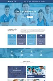 Health Care Medical Center And Health Psd Template Psd