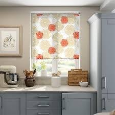 roman blinds kitchen. Fine Roman Nsalinaorange36rollerblind1 For Roman Blinds Kitchen