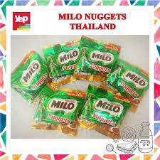 Milo_Nuggets_30gr Milo Nuggets đợt vừa... - Bánh kẹo Thái Lan giá sỉ