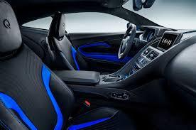 Aston Martin DB11 Q Interior
