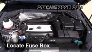 2009 2016 volkswagen tiguan interior fuse check 2013 volkswagen replace a fuse 2009 2016 volkswagen tiguan