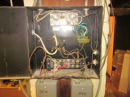 hvac how to handle unattached ground wires in boiler fusebox fuse box setup fuse box interior