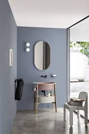 Colorful Mirror Wall Art Made From Recycled MagazinesColorful Bathroom Mirrors