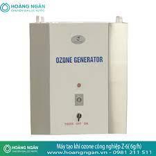 Máy tạo khí ozone Z-6(6g/h) chính hãng giá tốt nhất 09/2021