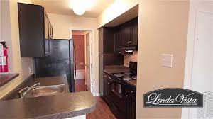 White Oak Kitchen Houston A4 1 Bed 1 Bath Linda Vista Apartments In Houston