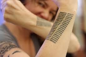 Free Fotobanka Psaní Ruka Osoba Noha Prst Tetování Paže