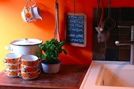 Bright Kitchen Color Design Kitchen Orange Blue Kitchen Decor Bright Small Androidtop