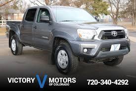 2013 Toyota Tacoma SR5 | Victory Motors of Colorado