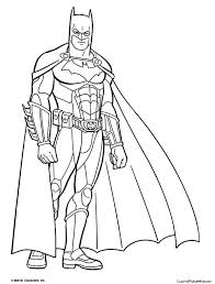 Small Picture Coloring Pages Of Batman FunyColoring