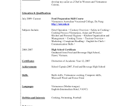 Resume Examples For College Students With Work Experience. High ...