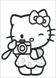 Hello kitty pink tea party insulated lunch bag sandwich carrier. Hello Kitty Coloring Pages For Kids Hello Kitty Coloring Pages Full Size In 2020 Hello Kitty Colouring Pages Hello Kitty Drawing Kitty Coloring