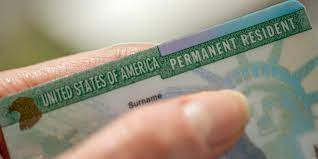which countries offer green cards