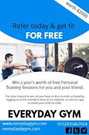 37 Best Fitness Flyers Images Fitness Flyer Promotional Flyers