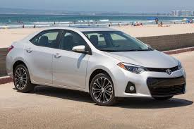 The Specs Of 2015 Toyota Corolla - Cars Auto New