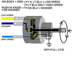 need help 67 wiper switch motor wiring corvetteforum attached images