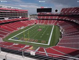 49ers Seating Chart Prices Levis Stadium Section 324 Seat Views Seatgeek