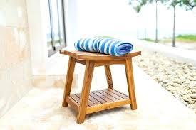 image 0 teak shower bench ikea slatted stool long teak wood