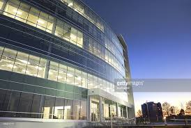 exterior office. interesting office modern glass office building at sunset and exterior office n