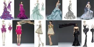Курсовая работа о дизайне одежды ru  испанские марки одежды дезигуаль