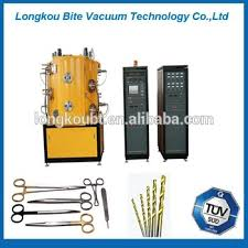 Surgical Scissors Small Pvd Coating Machine Surgical Instrument Pvd Hard Titanium Coating Machine Buy Small Pvd Coating Machine Small Pvd Coating
