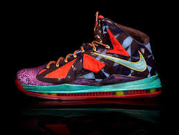 lebron shoes fruity pebbles. for the lebron x, lebron shoes fruity pebbles