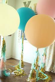 giant balloons look like they are filled with helium without spending a fortune of money