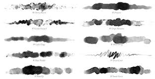 free watercolor brushes illustrator photoshop art brushes complete 300 brushes from grutbrushes com