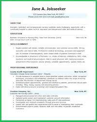 Sample Resume For Nursing Student Best Resume Format For Nursing Students Freshers Samples New Grad