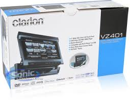 clarion vz401 (vz 401) in dash car dvd player w bt audio & cable clarion vz401 wiring harness diagram product name clarion vz401 cca 748 600
