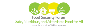food security forum safe nutritious and affordable food for all food security forum safe nutritious and affordable food for all asian development bank