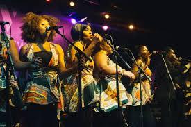 <b>Paul Simon's Graceland</b> performed by The London African Gospel ...
