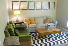 Blue And Green Living Room living room make your living room sweet with happy color ideas 3246 by xevi.us