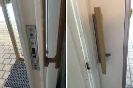pella sliding door lock old sliding patio door locks pella sliding door lock broken