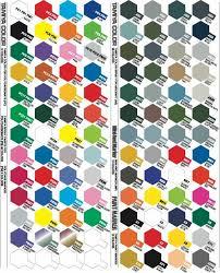 Dupli Color Paint Chart Pdf Paintcolorselector