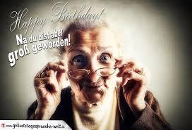 Coole Geburtstagskarte Mit Tollem Spruch Einer Oma